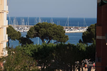 Cozy apartment 100 m from Beach - Sant Feliu de Guíxols