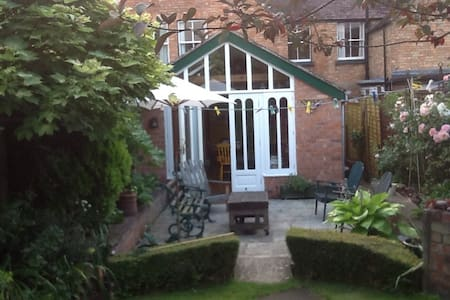 Edwardian Home near Cotswold Hills - Evesham - Bed & Breakfast