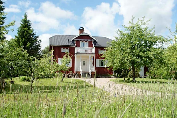 Countryhouse in Sweden