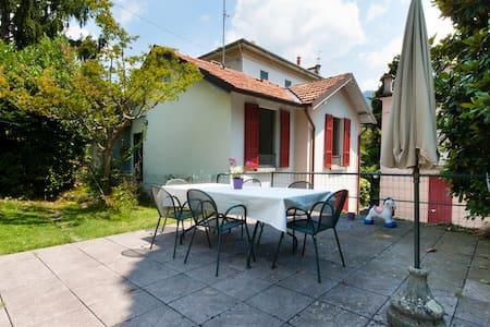 Kleines Haus, grossem Garten! - Cernobbio