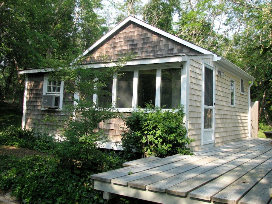 Charming Cottage In Cape Cod Cabins For Rent In Truro