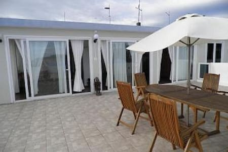 Your Beachfront Penthouse - Flic en Flac - Apartament