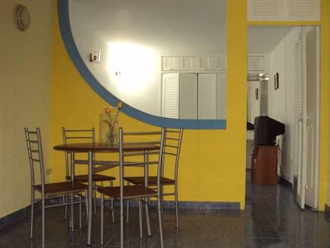 Apartamento tipo estudio-Sol