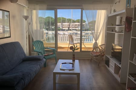 Charming sunny appartment in Camargue near the sea