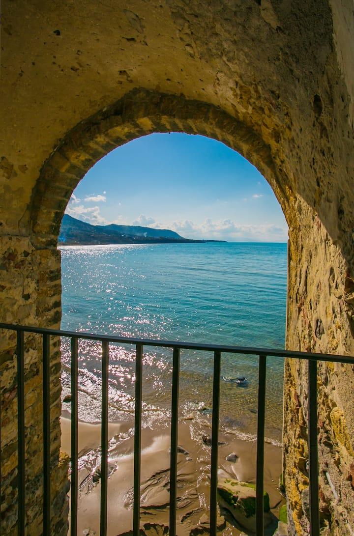 Casa del Lavatoio - Beautiful apartment on the sea