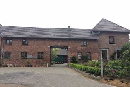 cozy apartment near city center and CHIO Aachen