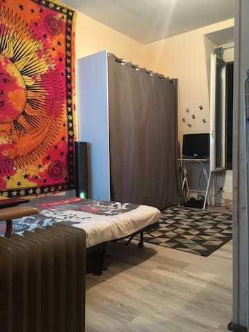 Studio Place d'Italie