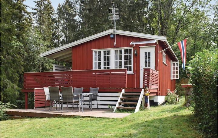 Nice home in Båstad with 3 Bedrooms