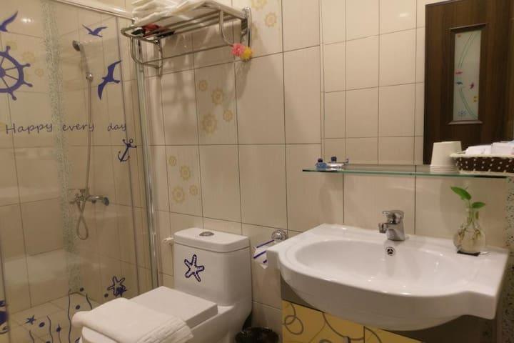Local high-class apartment