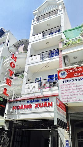 Full House in Saigon-near Airport - Gò Vấp