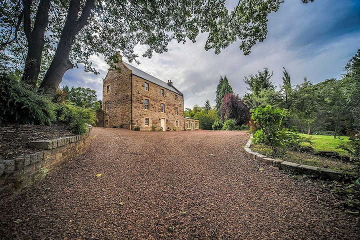 Secluded 5 Star Luxury House Close to Edinburgh - Dalkeith - Casa