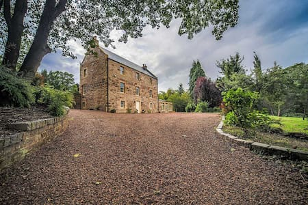 Secluded 5 Star Luxury House Close to Edinburgh - Dalkeith - Huis