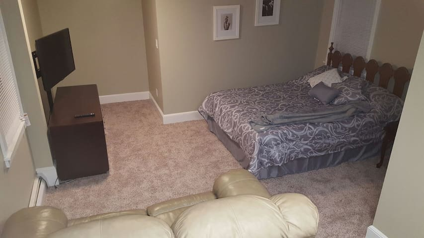 Newly remodeled private room - Millersville - Daire