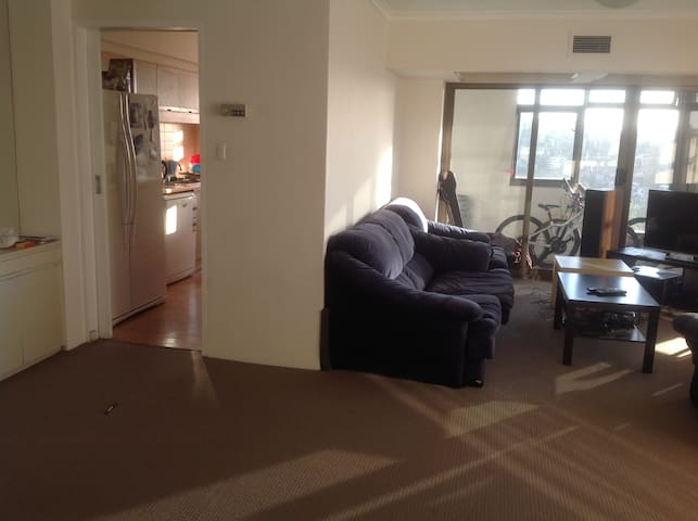 Single Room for one person in North Sydney