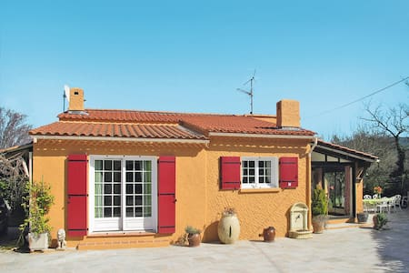 80 m² Holiday home in Forcalqueiret - Forcalqueiret - Hus