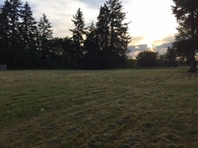Eclipse RV Camping in Oregon