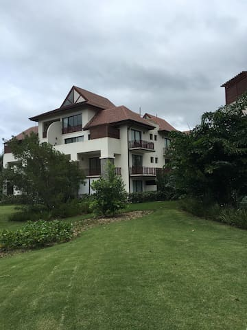 Couples Loft/Apt w/view to the lake - Samana - Daire