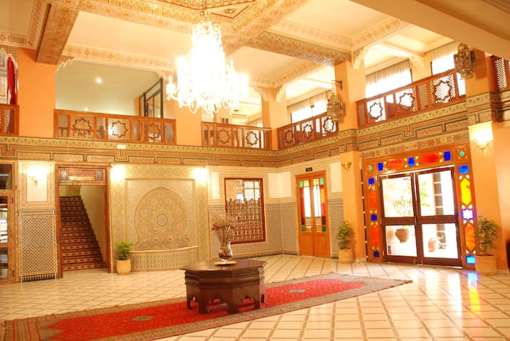 HOTEL NOUZHA - Province de Moulay Yacoub - Other