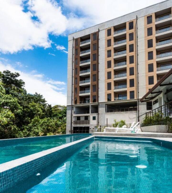 Apartamento en condominio, Granadilla, Curridabat