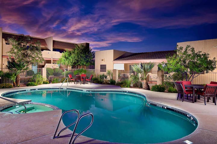 Comfy and Cozy 2 bd 1 bath #9 - Wickenburg - Condo