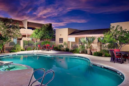Comfy and Cozy 2 bd 1 bath #9 - Wickenburg - Kondominium