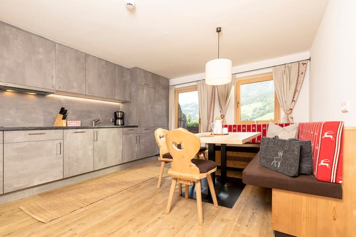 Alpbach Bergwald apartment 6 - Moos
