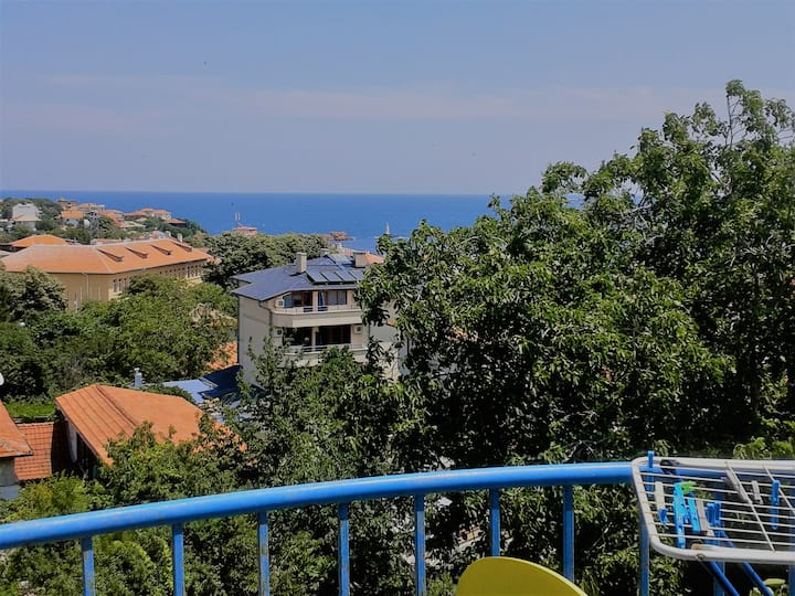 The Panorama of Ahtopol