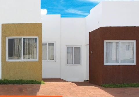 Casa Completamente amueblada lista para habitar.