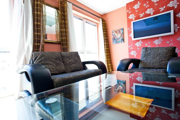Apartment Vodni with parking
