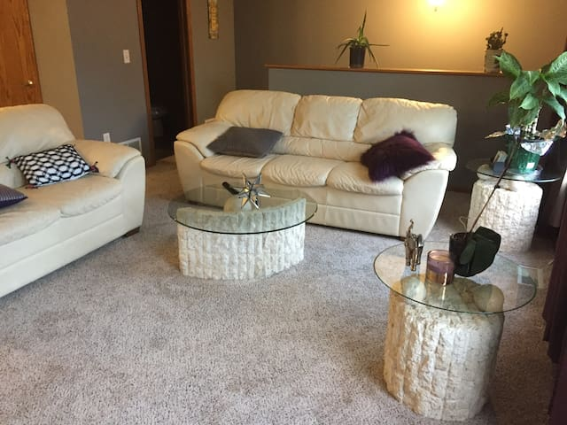 Chic whole home minutes from Downtown and Airport