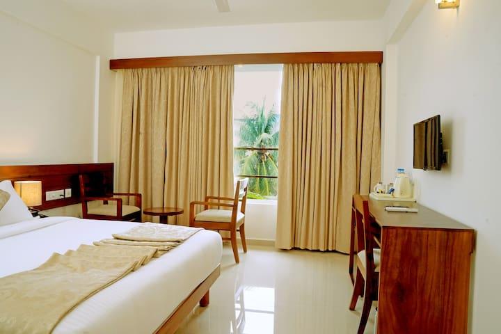Premium and Elegant Double rooms