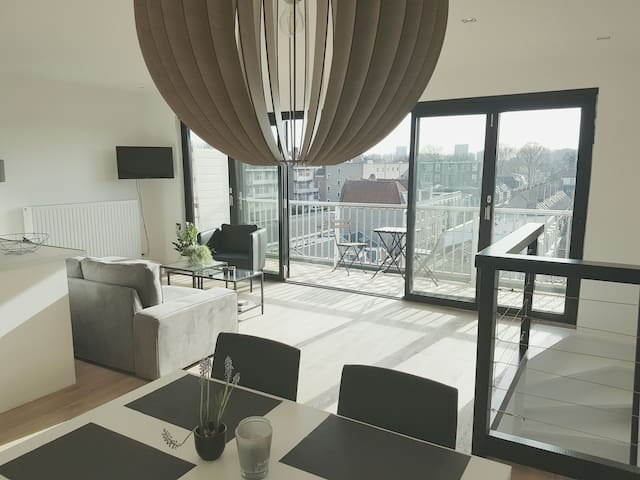 Van Zadelhoff family apartment - Amsterdam - Apartment
