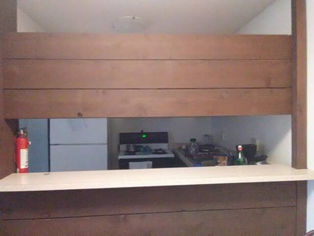 Room close to downtown Lawrence and KU!
