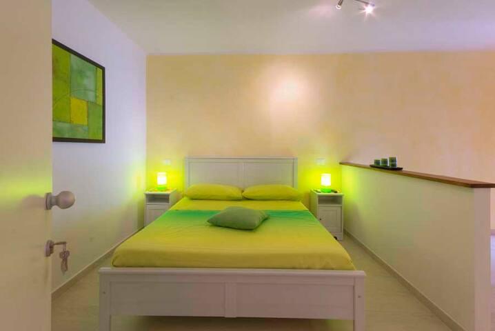 IL SOL LEONE il posto ideale per vacanze,lavoro... - Porto Recanati - Bed & Breakfast