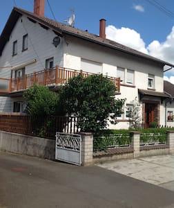 Location dans maison individuelle - Vieux-Lixheim - Casa