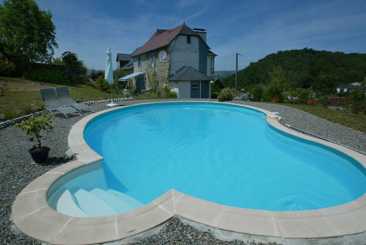 chambres d'hôtes au pays basque - Sauguis-Saint-Étienne - Bed & Breakfast