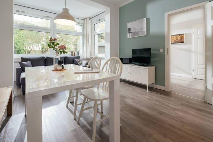 Ferienwohnung mit Strandhüttenflair - Norderney - Huoneisto