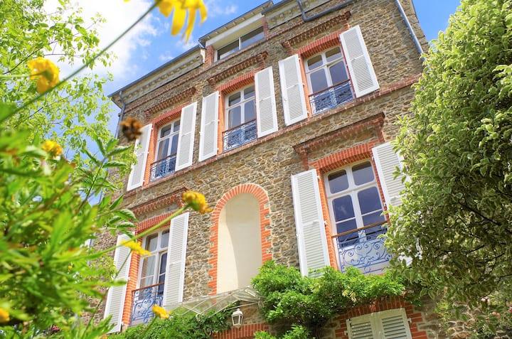 La Villa du Moulin Seaview