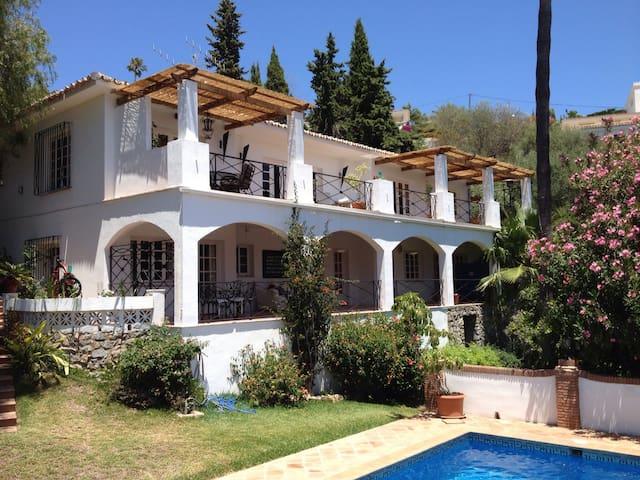 Exceptional private villa to rent. - Mijas - Villa