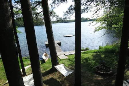 Cottage Retreat on Green Lake: LIVE SIMPLY