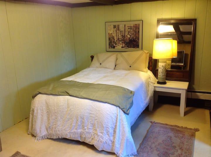 small basement suite