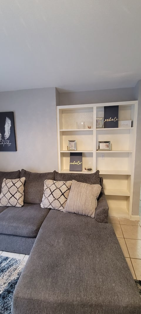 2Bedroom Condo 17 Mins to Downtown & IAH Airport