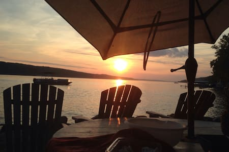 Awesome Sunsets! - Skaneateles Lake - Skaneateles