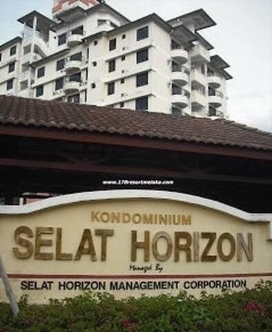 Homestay Residences @SelatHorizons