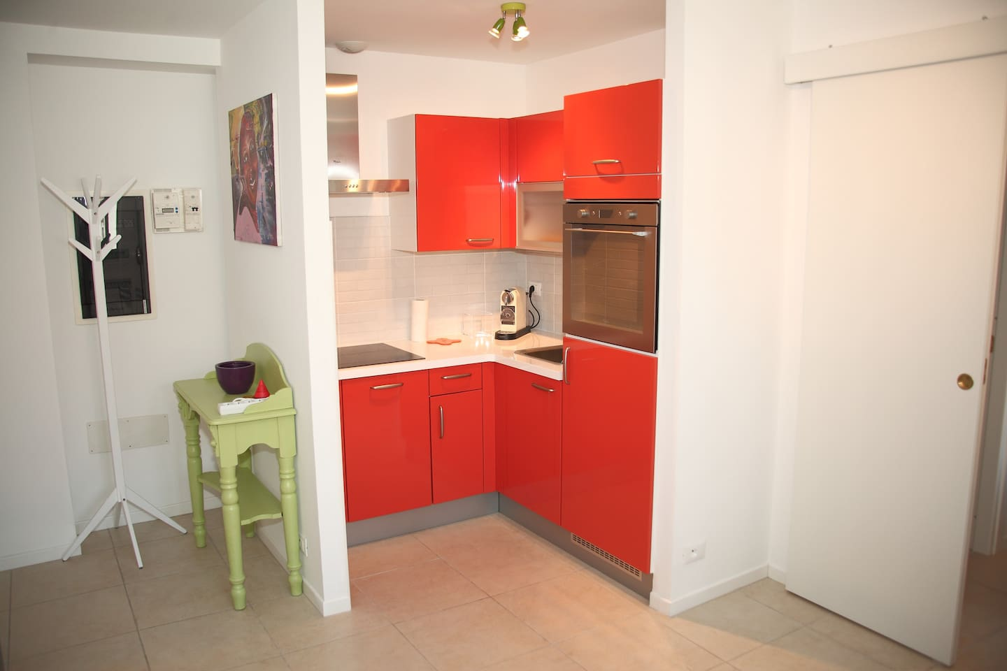 Charming 1 bedroom Nice (Port area)