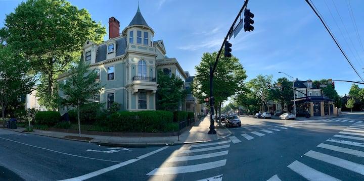 Sunny Nest in Landmark Federal Hill Home