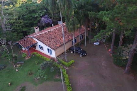 Casa de campo, Sao Paulo 50 km