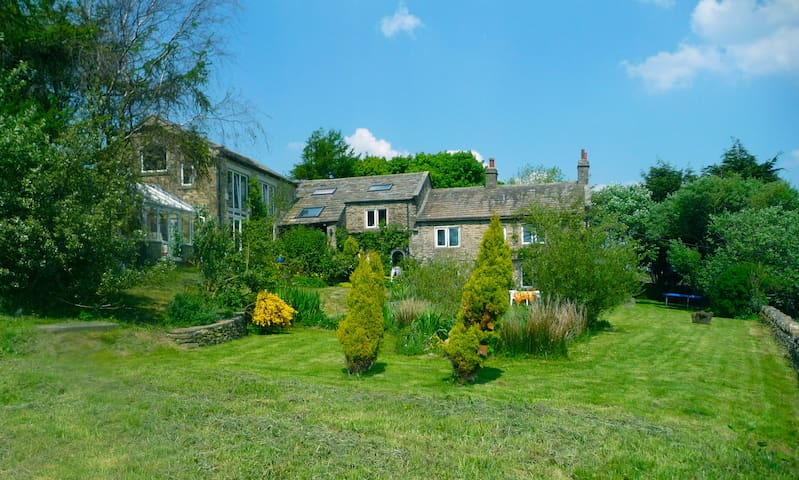 Skipton Stunning Yorkshire Slps 12 - Cononley - Casa