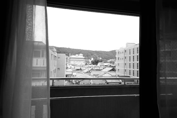 ROOM8 at central KYOTO 2stations within 5min walk - Higashiyama-ku, Kyōto-shi - Apartment