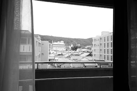 ROOM5B at central KYOTO 2stations within 5min walk - Appartamento